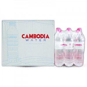 Best bottled water option in cambodia